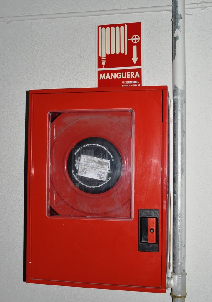 Incendios Proteccion Activa
