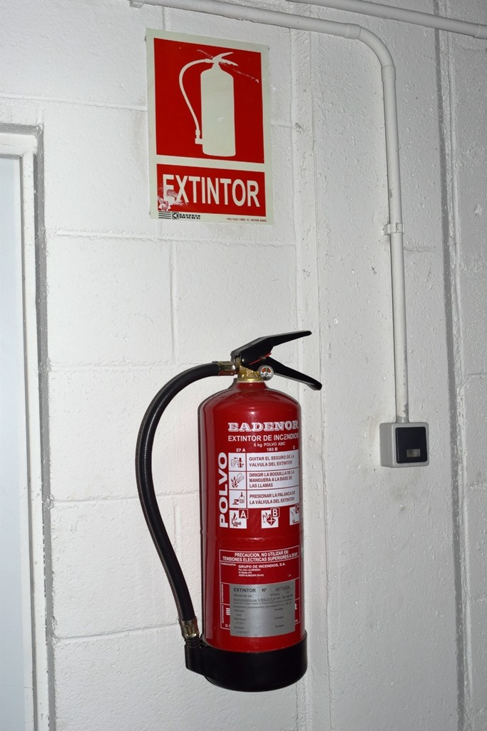 Incendios Proteccion Activa I